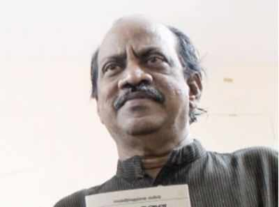 Political commentator and theatre personality Gnani Sankaran is no more