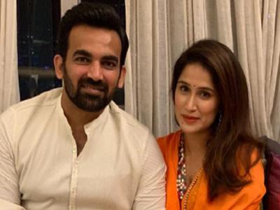 Sagarika Ghatge and Zaheer Khan expecting first child