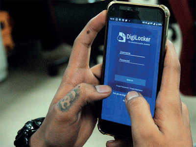 DIGILOCKER IS THE ANSWER : How to drive hassle-free