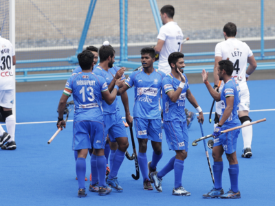 Indian men's hockey team to play Russia in Tokyo Olympic qualifiers