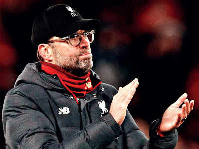 Klopp ready for Liverpool title push