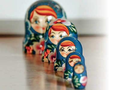 PLAN AHEAD: Make a Russian doll