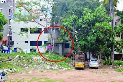 Here lies Sajjan Rao. Forgotten, forsaken