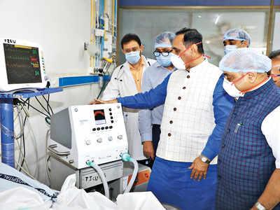 'Fake' ventilators leave Gujarat model gasping for breath