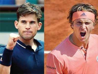 French Open 2018: Alexander Zverev in the quarterfinals after defeating Karen Khachanov