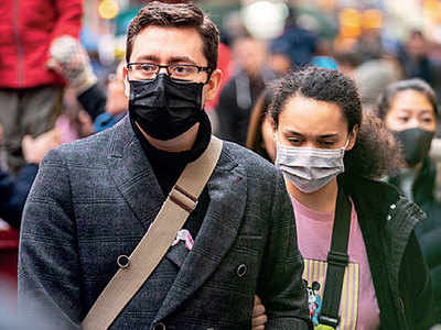 Hong Kong protesters rally against planned virus quarantine centres