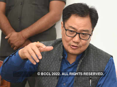 Citizens also need to take up responsibility to turn India into sporting nation: Kiren Rijiju