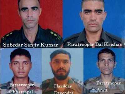Kupwara encounter: Two more soldiers succumbed, toll reach 5