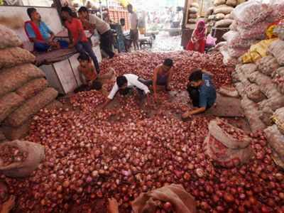 Nashik: Onions worth Rs 1 lakh stolen from farmer's store house