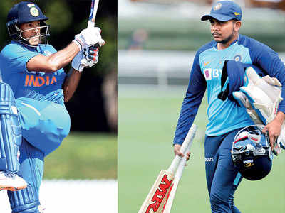 Mayank Agarwal, Prithvi Shaw have traversed contrasting paths to reach this far