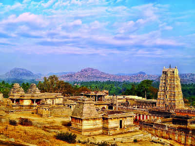Snap! Drone photography won't be allowed at Hampi