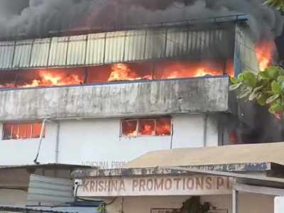 Thane: Fire breaks out at plastic factory in Asangaon; no one injured