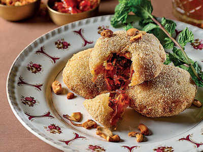 Parsi recipes with a twist