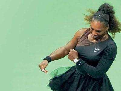 I'm no thief, Serena Williams fumes at US Open umpire