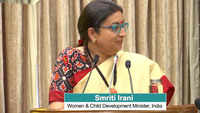 Under PM Modi's leadership, women's development shifted to women-led development: Smriti Irani