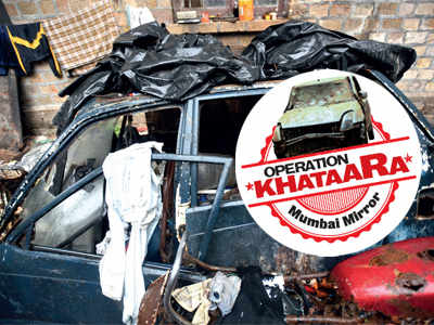 Operation Khataara: Hawkers make clunkers home