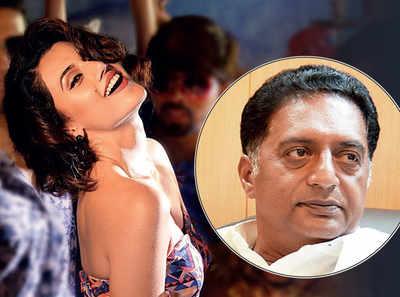 Prakash Raj warned of contempt of court in Tadka case
