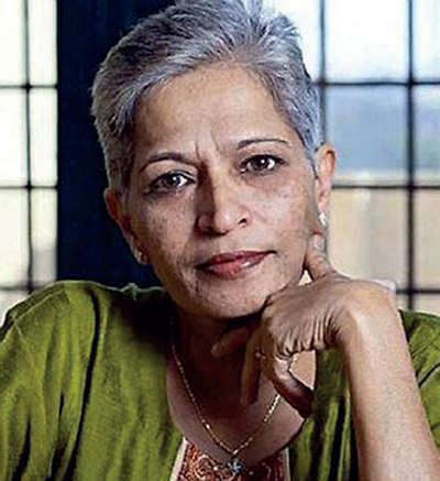 Here's why you probably won't hear about the Gauri Lankesh case again
