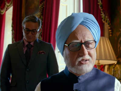 The Accidental Prime Minister movie review: Anupam Kher internalises former PM Dr Manmohan Singh's body language immaculately in the biopic