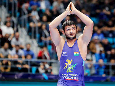 Deepak Punia: Wanted to win a gold for the country but unfortunately that won't happen