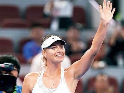 Five-time Grand Slam winner Maria Sharapova: Tennis — I'm saying goodbye