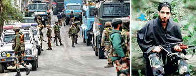 Hizbul Mujahideen's Kashmir chief killed