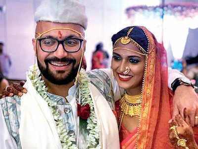 Model Mitali Rannorey gets hitched Avishek Bambi Das in Kolkata