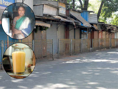 Petty shop owners, tea sellers getting caught in a debt trap due to the extended lockdown
