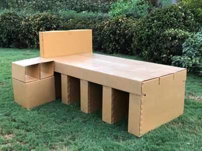 Mumbai: Dongri gets quarantine facility with 100-cardboard beds