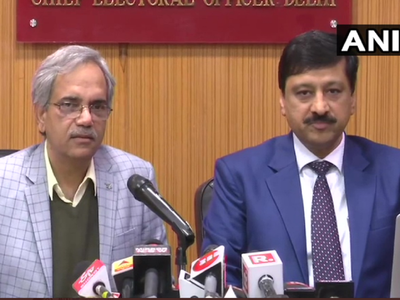 Observers were scrutinising data to ensure its accuracy: Delhi's CEO on delay in voting figures