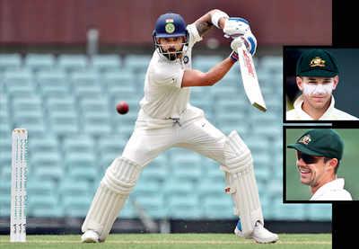 Tim Paine: Australian fast bowlers have skill to trouble India's Virat Kohli