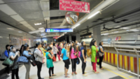 DMRC free-ride scheme: Pink token and separate entry for women riders upon completion