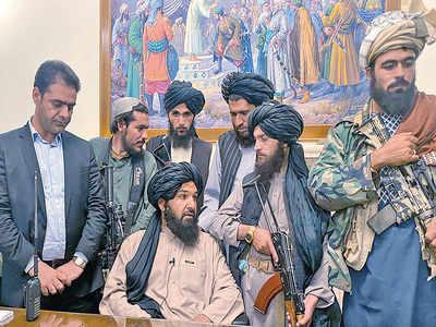 Taliban seize power in Afghanistan, Kabul tense