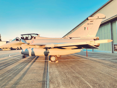 Five Rafale jets take off for India from France, to reach Ambala on July 29