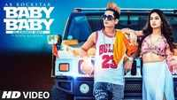Latest Punjabi Song 'Baby Baby - Blessed Boy' Sung By AB Rockstar