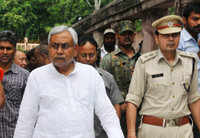 Bihar chief minister denies any security lapse