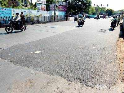 'Paving road ahead of PM's visit defies MCC'