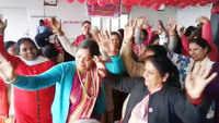 Mussoorie Women Congress celebrates International Women's Day
