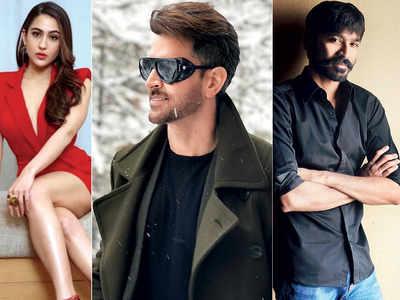 Heard this: Sara Ali Khan, Hrithik Roshan, Dhanush to star in Aanand L Rai's next?