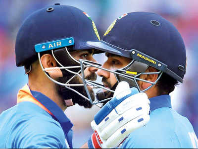 Do you think there is indeed a rift between Virat Kohli and Rohit Sharma?
