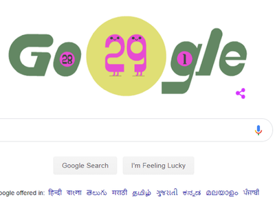 Leap Day 2020: Google Doodle celebrates with animated illustration