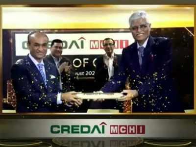 Deepak Goradia takes over as CREDAI-MCHI chief
