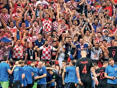 FIFA World Cup 2018: Defender Lovren reckons Croatia's mental strength will take them all the way