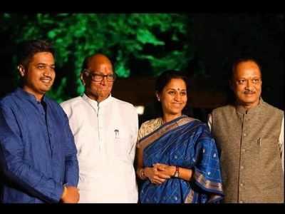 Rohit Pawar, Supriya Sule's emotional appeal as Ajit Pawar joins BJP government