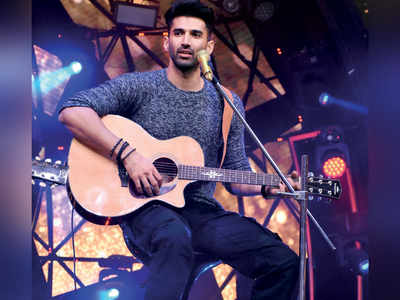 Aditya Roy Kapur: Hope to put out some of my music in the coming year