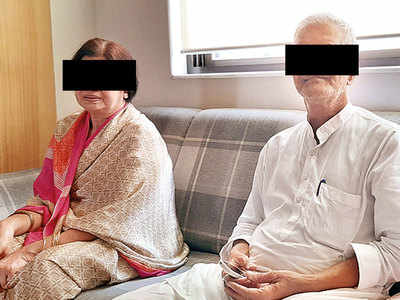 Elderly couple accuses doctor son and daughter-in-law of physical and mental harassment