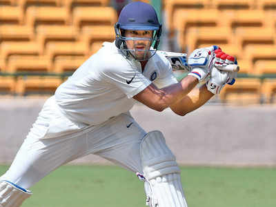 In India's practice match against West Indies, Mayank Agarwal, Ankit Bawne shine; Prithvi Shaw fails