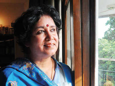 Taslima Nasreen gets 1-year Indian residence permit