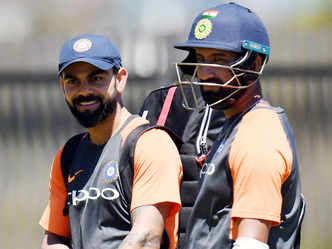 We get more excited than nervous looking at lively pitches: Virat Kohli