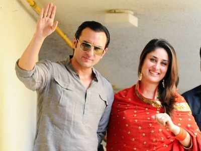 Valentine's Day: Kareena Kapoor Khan, Saif Ali Khan reveal interesting secrets of their marriage